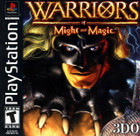 WARRIORS Of Might And Magic  - PS1 - Complete