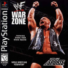 WWF War Zone - PS1 - Complete