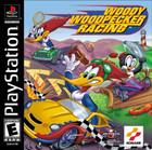 Woody Woodpecker Racing - PS1 - Complete