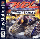 World Destruction League: Thunder Tanks - PS1 - Complete