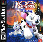 102 Dalmations Puppies to the Rescue - PS1 - Complete