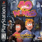40 Winks - PS1 - Complete