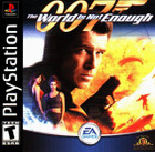 007: The World Is Not Enough - PS1 - Complete