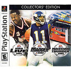 EA Sports Collector's Edition - PS1 - Complete