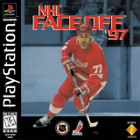 NHL Face Off 97- PS1 - Complete