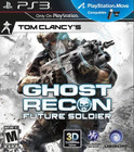 Tom Clancy's Ghost Recon: Future Soldier - PS3 (Disc Only)