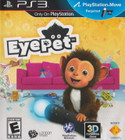 EyePet: Move Edition - PS3 (Game Only)
