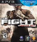 The Fight: Lights Out - PS3 - Brand New