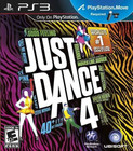 Just Dance 4 - PS3 - Brand New
