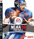 NCAA Football 08 - PS3