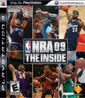 NBA 09: The Inside - PS3