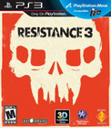 Resistance 3 - PS3 - Brand New