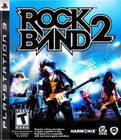 Rock Band 2 - PS3 (Game Only)