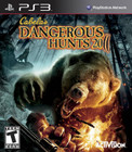 Cabela's Dangerous Hunts 2011 - PS3 (Game Only)