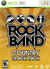 Rock Band Country Track Pack - XBOX 360