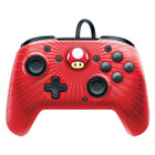 PDP Gaming Faceoff Wired Controller Mario Edition - Nintendo Switch