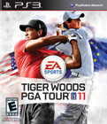 Tiger Woods PGA Tour 11 - PS3 (Disc Only)