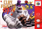 ClayFighter 63 1/3 - N64 (Cartridge Only)
