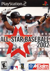 All-Star Baseball 2002 - PS2