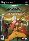 Avatar the Last Airbender: The Burning Earth - PS2