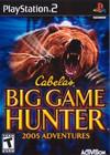 Cabela's Big Game Hunter: 2005 Adventures - PS2