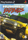 Hummer Badlands - PS2