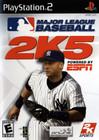 Major League Baseball 2K5 - PS2