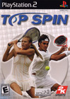 Top Spin - PS2