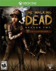 The Walking Dead: Season Two - A Telltale Games Series - Xbox One (Disc Only)