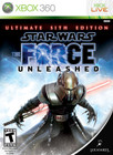Star Wars The Force Unleashed Ultimate Sith Edition - XBOX 360