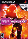 EyeToy: Groove- PS2 (Game Only)