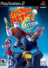 Disney's Chicken Little: Ace in Action - PS2 (Disc Only)