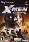 X-Men Legends II: Rise of Apocalypse - PS2 (Disc Only)