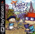 Rugrats in Paris: The Movie - PS1