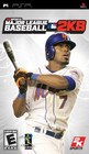 Major League Baseball 2K8 - PSP (UMD Only)