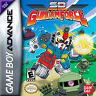 SD Gundam Force - GBA (Cartridge Only)