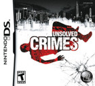Unsolved Crimes - DS (Cartridge Only)