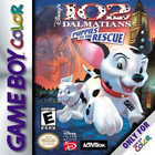 102 Dalmatians: Puppies to the Rescue - GBC (Cartridge Only)