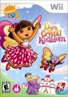 Dora the Explorer: Dora Saves the Crystal Kingdom - Wii