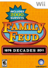 Family Feud Decades - Wii
