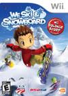 We Ski & Snowboard - Wii