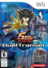 Yu-Gi-Oh! 5D's: Duel Transer - Wii