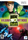 Ben 10 Alien Force: Vilgax Attacks - Wii