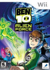 Ben 10: Alien Force - Wii