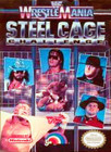 WWE WrestleMania: Steel Cage Challenge - NES (With Box)