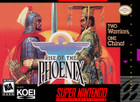 Rise Of The Phoenix - SNES [CIB]