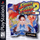 Street Fighter Collection 2  - PS1 (Disc Only)