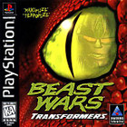 Beast Wars  - PS1 (Disc Only)