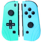 Joy-Con Controllers For Nintendo Switch + Switch Lite (L + R) - Teal / Green