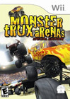 Monster Trux Arenas - Wii